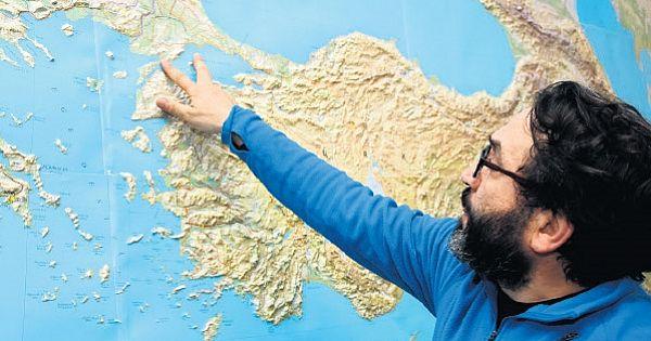 İstanbul depreminin hangi bölgeler üzerinde olacağını açıkladılar