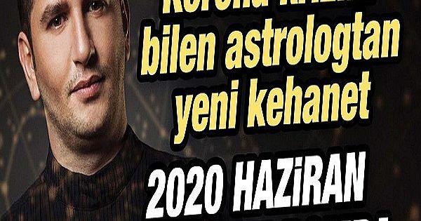 Astrolog Dinçer Güner'in tutan 2020 kehaneti