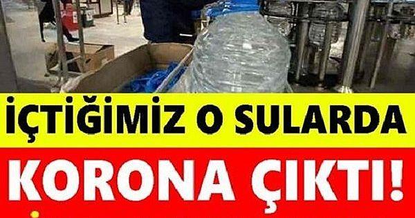 Atık sularda corona incelemesinin sonuçları çıktı! Bir ildeki yoğunluk İstanbul'dan fazla