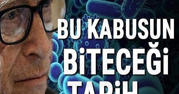 Bill Gates'ten koronavirüs aşısıyla ilgili kötü haber geldi! Bu kabusun biteceği tarih