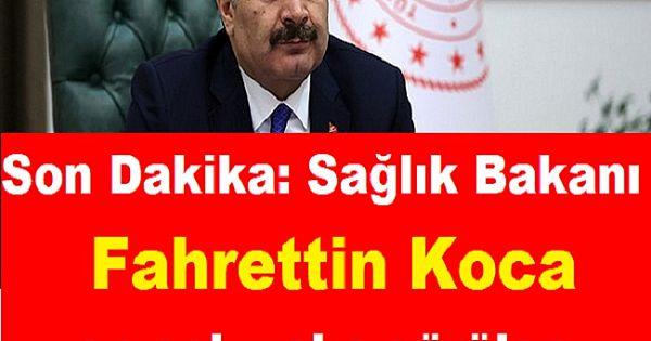 Son Dakika: Sağlık Bakanı Fahrettin Koca, en çok vaka görülen 5 ilimizi paylaştı